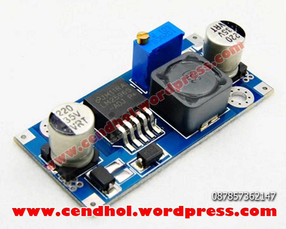 CCCV DC-DC Converter Power Module LM2577 LM2596